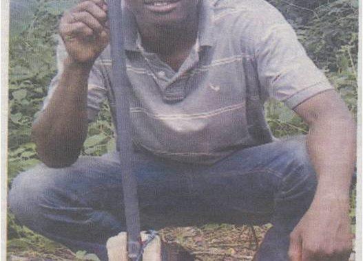 University of Nigeria UNN Student Develops Amateur Rocket Propellant