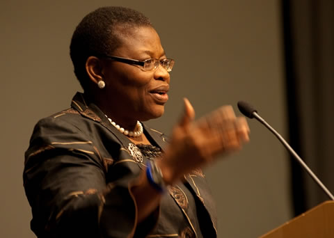UNN CONVOCATION LECTURE DELIVERED BY OBIAGELI EZEKWESILI ON Thursday, January 24, 2013