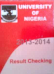 How To Get UNN Post Utme Result Scratch Card Nationwide