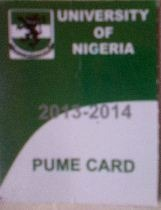 How To Use The UNN Post Ume Scratch Card