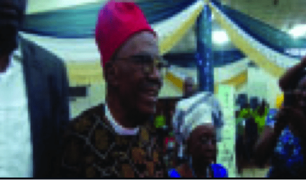 93 years old UNN first student with reg no 1960/001 shows off his certificate
