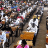 UNN Post Utme candidates writing exams