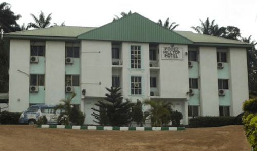 Top 15 best hotels in nsukka near university of nigeria for Best hotels by state