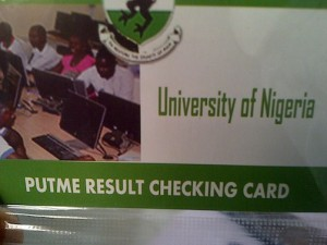 Unn Post Utme Result Checking Scratch Card