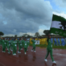 Opening day March Past at WAUGA 2015