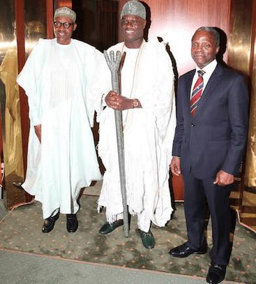 New Ooni of Ife Oba Enitan Adeyeye Ogunwusi UNN chancellor
