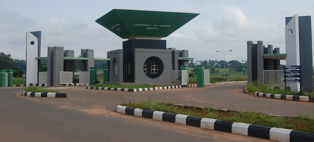 UNN Main Gate New