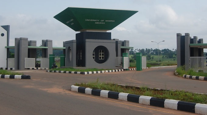 UNN Staff Request Form 2018/2019 Undergraduate Admission