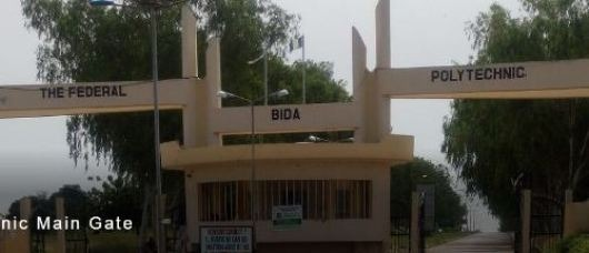 Federal Polytechnic Bida HND Admission Form -2017/2018