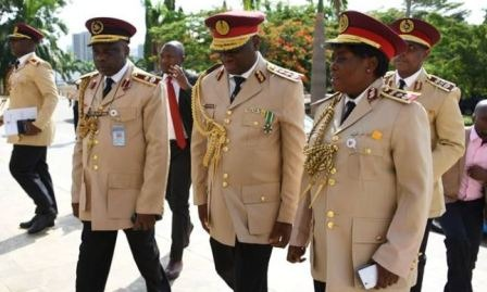 federal road safety frsc rank salary