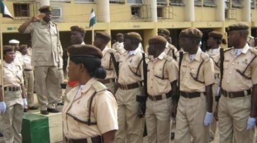 Nigeria Immigration Service Salary Structure & Ranks [Updated]