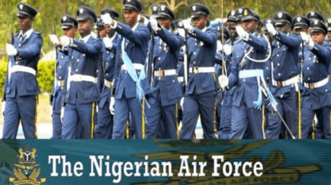 Nigerian Air Force Military & Secondary Schools' Shortlisted Candidates for Admission Interview 2017/18