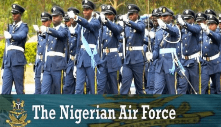 Nigerian Airforce Ranks and Salary Structure [Updated]