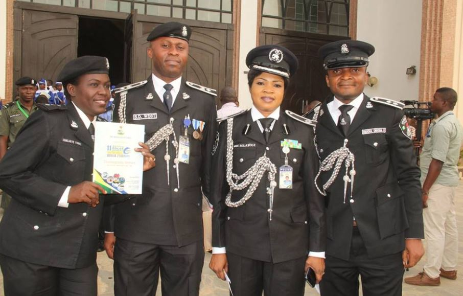 nigeria police recruitment form