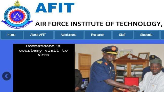 AFIT Kaduna Post UTME Form 2019: Cut of Mark & Exam Date