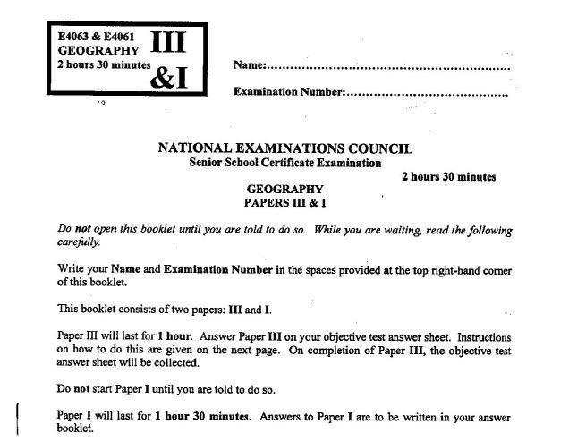 Waec english essay marking scheme