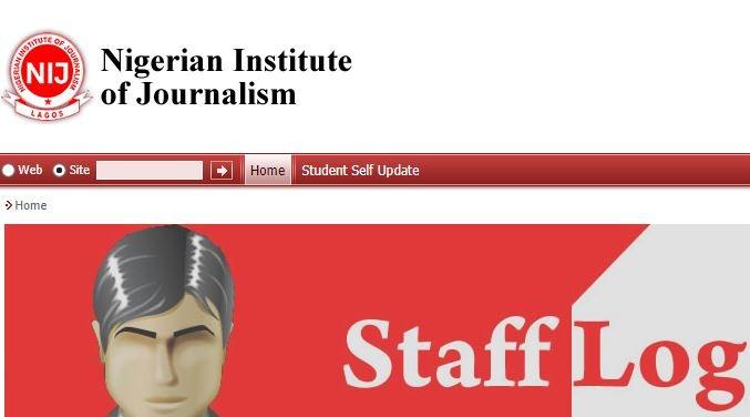 nigerian institute journalism form