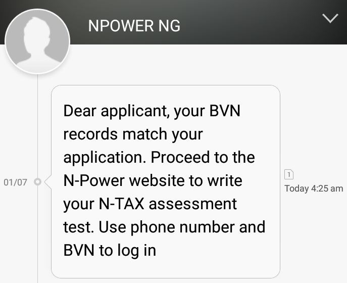 NPower Test 2019/2020 Questions Released – See N-Power Assessment Exam Sample Answers for General and Skills based Quiz.
