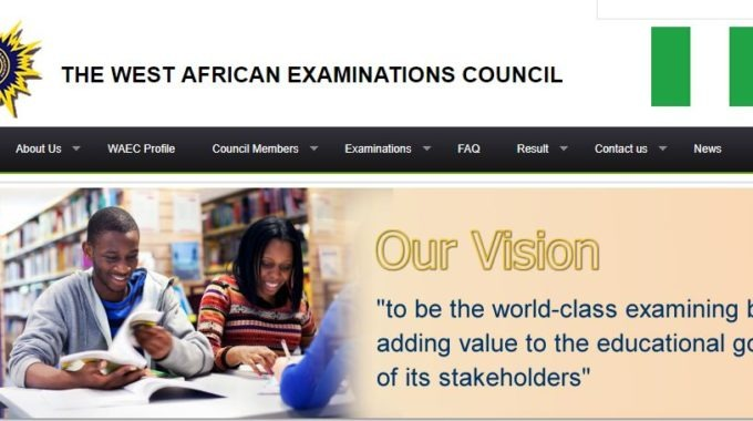 WAEC Records Decline in Performance Following Release of 2017 GCE Results