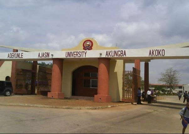 aaua campus gate