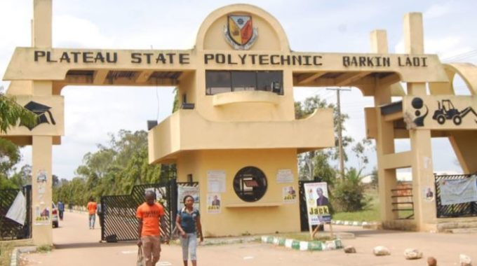 PlaPoly HND, Pre-ND & Certificate Courses Admission Form 2018/2019 is Out