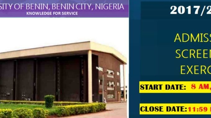 Uniben PG School Now Offers Forensic & DNA Analysis Programme