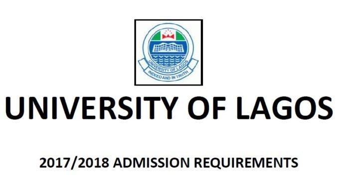 UNILAG Supplementary Admission Form 2017/18 is Out [Change of Course]