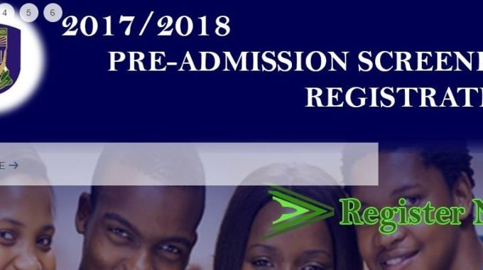 Unilorin Sandwich Form 2018/2019 Contact is Out