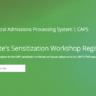 JAMB CAPS 2017 Candidates Sensitization Workshop