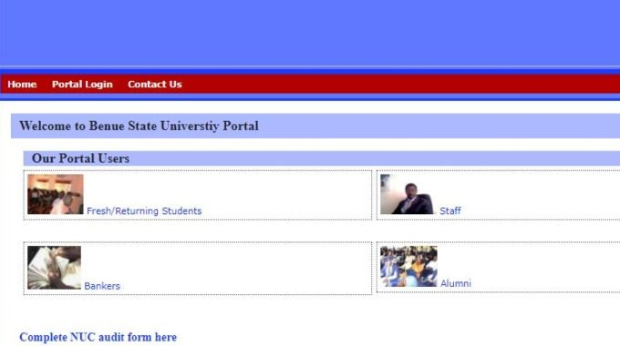 BSU Postgraduate Admission Form 2017/2018 is Out
