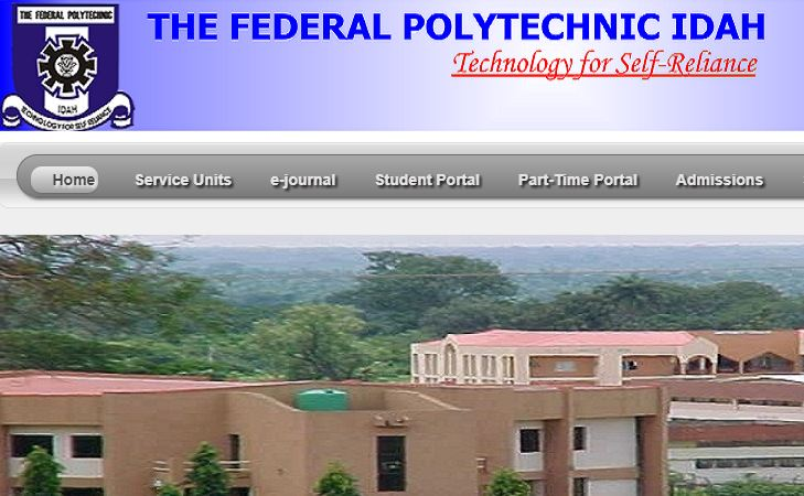 fed poly idah post utme 2017