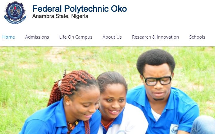 fed poly oko post utme form