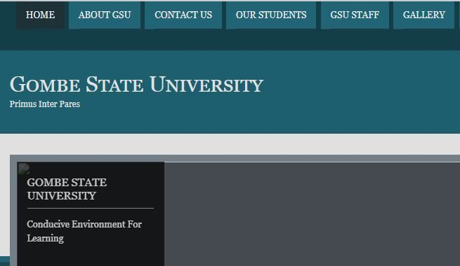 Gomsu Post UTME Form 2017: Cut off Mark & Screening Date
