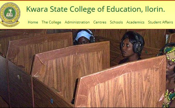 Kwara College of Edu Ilorin Degree Admission List 2018/2019 Released