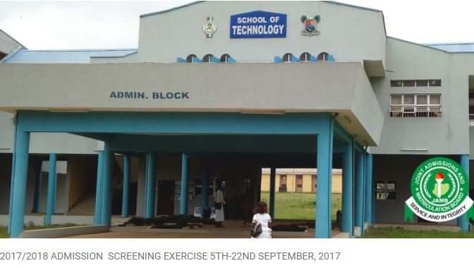 Laspotech Post Utme 2017/2018 Form Out On www.mylaspotech.edu.ng
