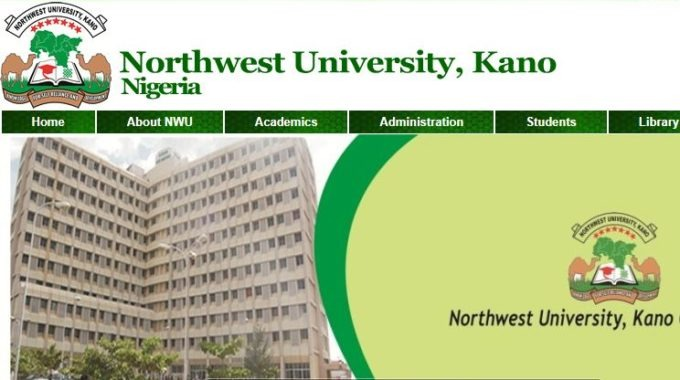North West University NWU Kano Post Utme Registration Form 2017/18 is Out
