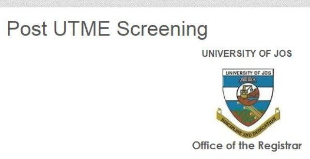 UNIJOS Post-UTME Form 2017: Cut off Mark & Screening Date is Out