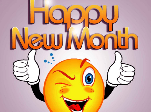 Happy New Month Messages, Wishes, Quotes and Prayers [BEST]