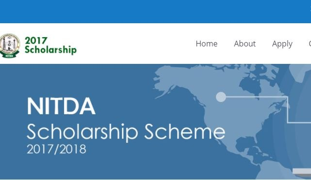NITDA Scholarship 2017 Application Begins On scholarship.nitda.gov.ng