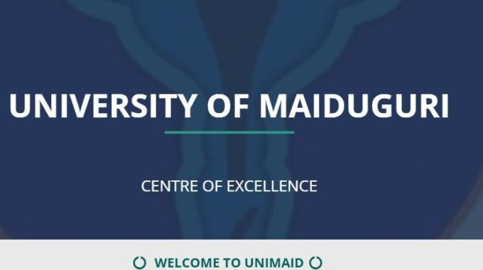 UNIMAID Postgraduate Admission List 2017/2018 is Out