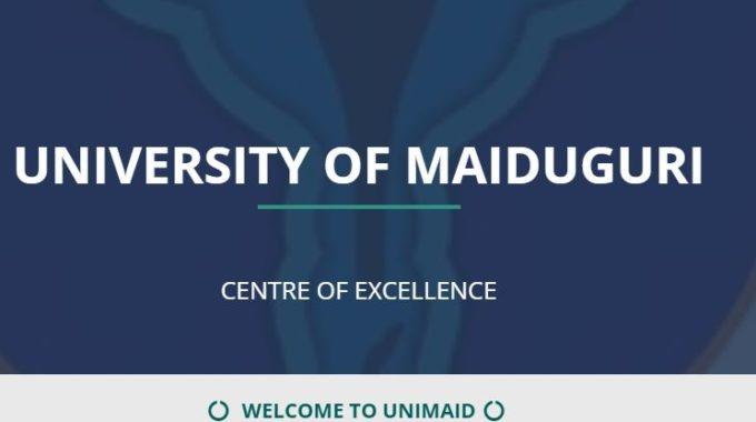 UNIMAID Postgraduate List 2018/2019 Admission is Out