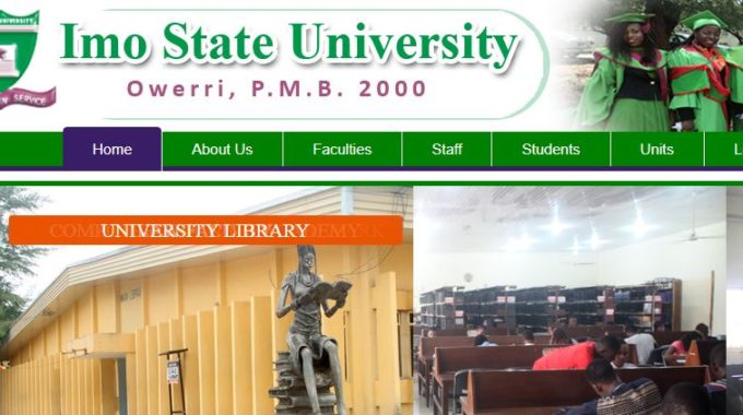 IMSU Admission List 2017/2018 is Out [Check First Batch]