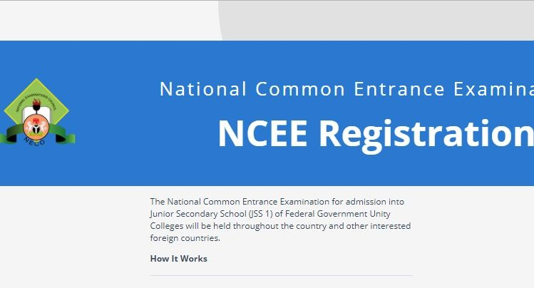 national common entrance form