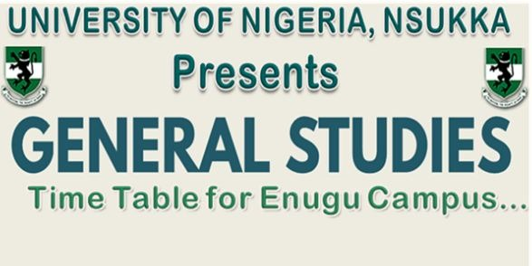 Information for Enugu Campus Students Writing GSP Computer Based Exams
