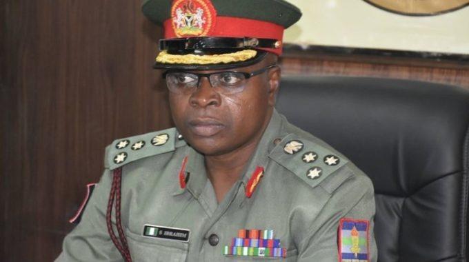 Profile of Brig-Gen. Shuaibu Ibrahim, New NYSC DG