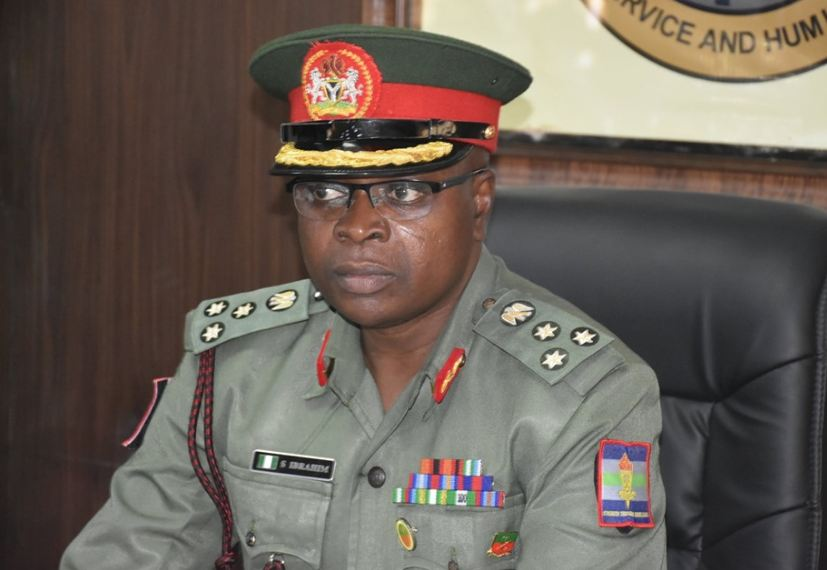Director General, NYSC. Photo: Punch