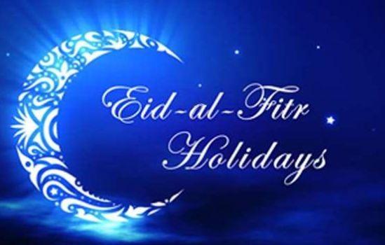 Eid al Fitr Celebration 2019 – FG Declares Public Holidays
