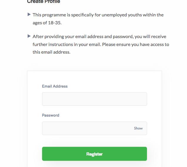 npower.fmhds.gov.ng:signup 2020 registration portal