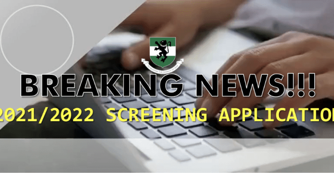 UNN Post UTME Form 2021 now Out — See Cut off Mark & Exam Date