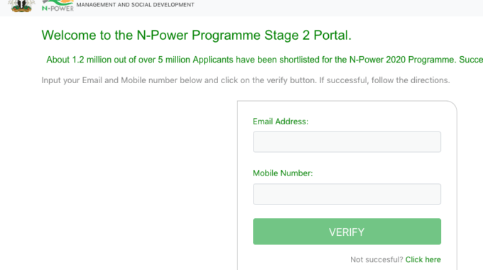 Npower List of Successful Applicants 2020 [Breaking News]
